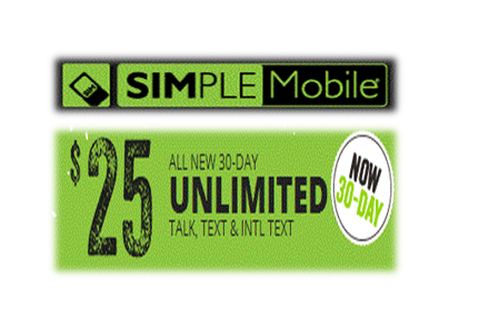 Get Unlimited Talk/Text for only $25